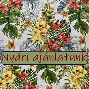 Húsvéti nyuszi mintás textil