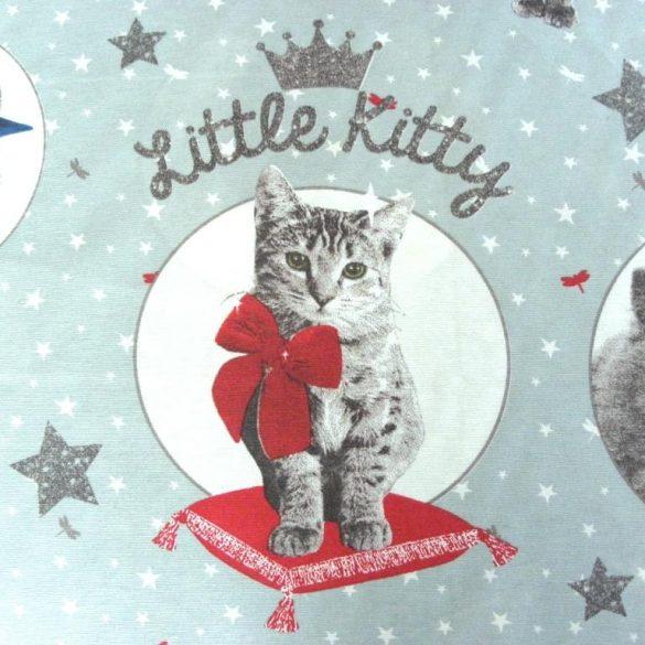 LITTLE KITTY, cicás lakástextil, dekorvászon