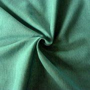 ABA, szövetmintázatú, egyszínű lakástextil - jáde zöld