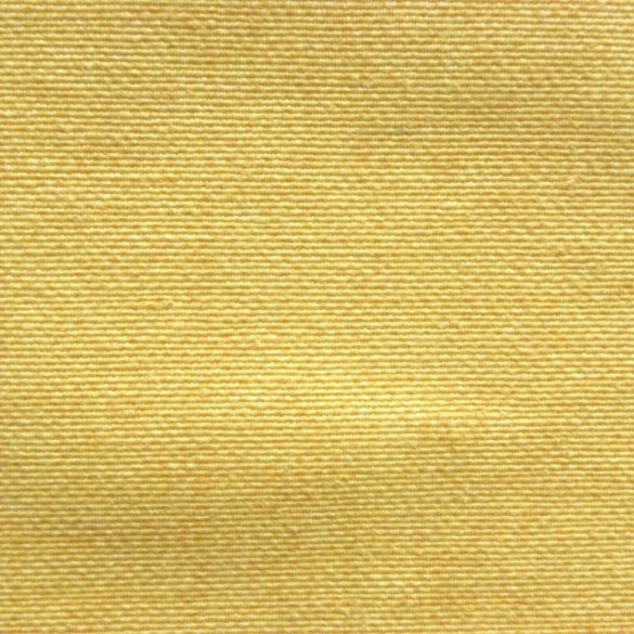 ABA, szövetmintázatú, egyszínű lakástextil - méz sárga