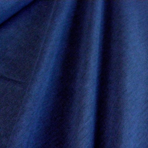 ABA, szövetmintázatú, egyszínű lakástextil - vnavy, tengerészkék