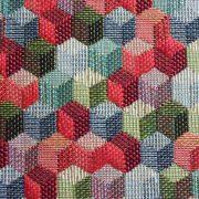 MIRENCIO, dáliamintás, jacquardszövött, prémium minőségű spanyol lakástextil