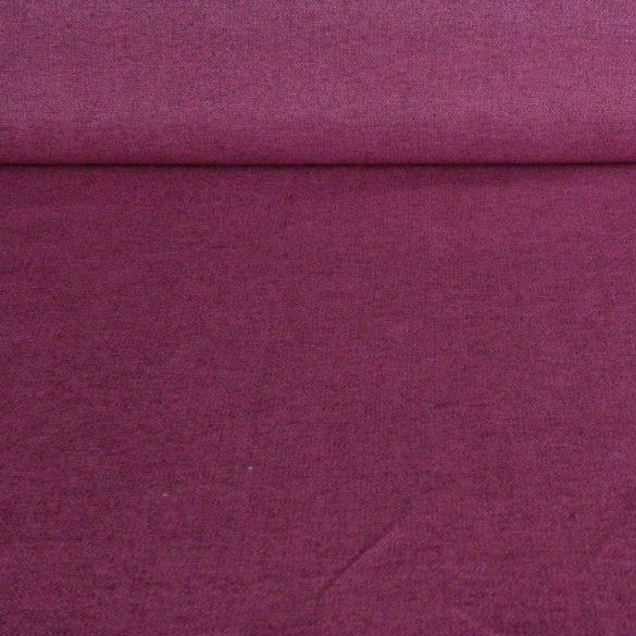 TWEED, egyszínű lakástextil - vadszilva