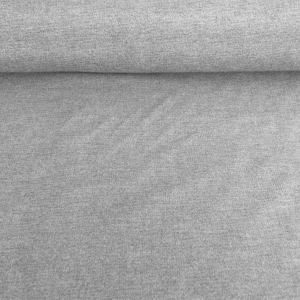 TWEED, egyszínű lakástextil - világosszürke