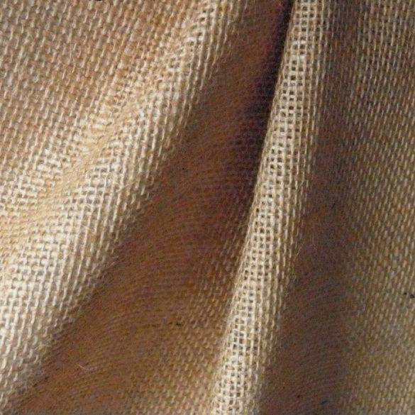 Zsákvászon (zsákszövet, jutaszövet) 150 cm széles