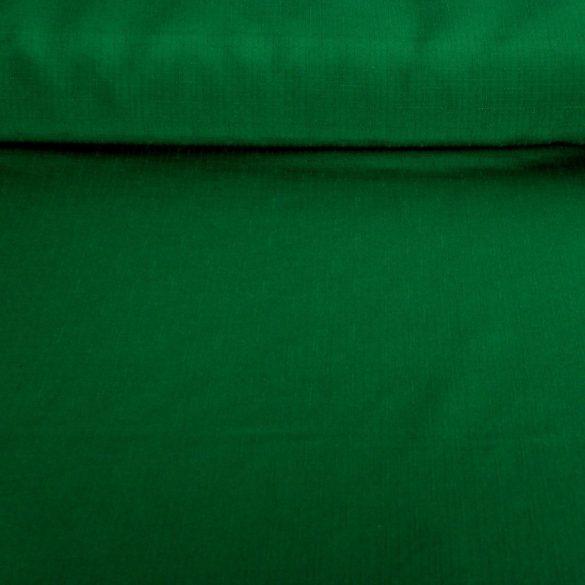 ELBRUS, szövöttmintás, egyszínű, teflonos abroszanyag méteráru, fenyőzöld