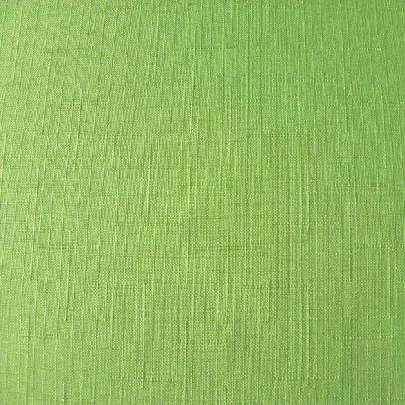 ELBRUS, szövöttmintás, egyszínű, teflonos abroszanyag méteráru, almazöld