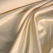 LÍRA, ekrü, világos krém, azsúrmintás teflonos abroszanyag
