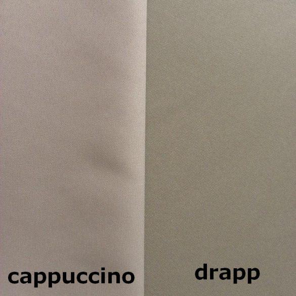 SOL, cappuccino, UV álló, impregnált kültéri vászon, napernyővászon