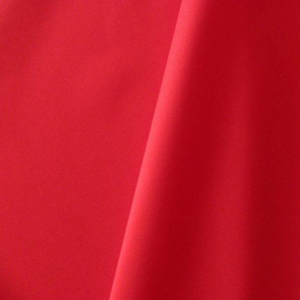 SOL, piros, UV álló, impregnált kültéri vászon, napernyővászon