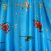 Repcsik, Planes  mintás dekor függöny