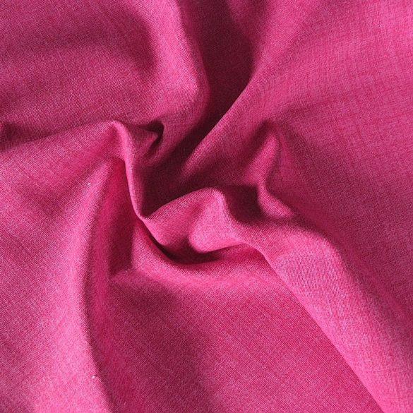 EDGAR - raszteres, egyszínű Loneta lakástextil - 301 pink