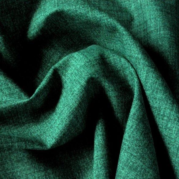 EDGAR - raszteres, egyszínű Loneta lakástextil - 702 zöld
