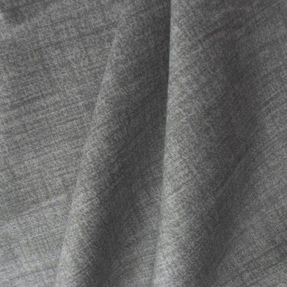 EDGAR - raszteres, egyszínű Loneta lakástextil - 801 szürke