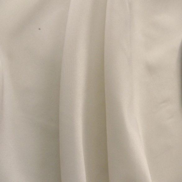 Bézs voile, fényáteresztő függöny anyag, 300 cm magas