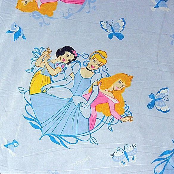 PRINCESSE, Disney Hercegnős kék kevertszálas vászon