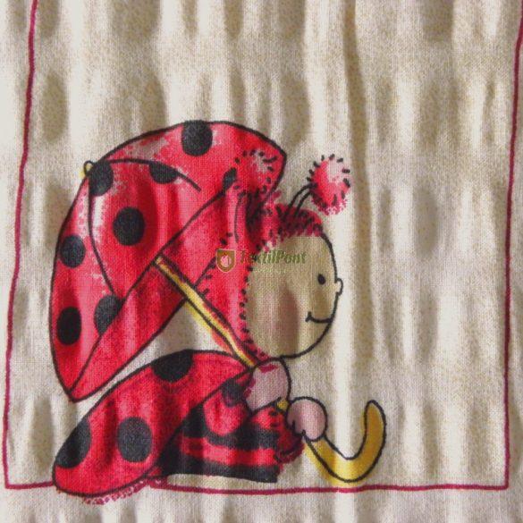 Katicás gyerekmintás krepp