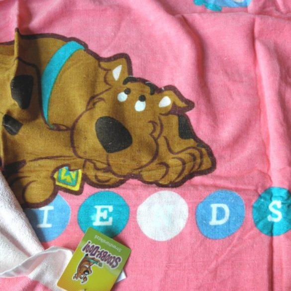 Scooby Doo mintás törölköző, forever friends