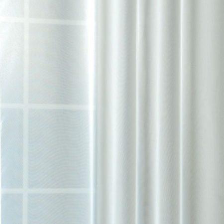 Fehér voile fényáteresztő függöny -180