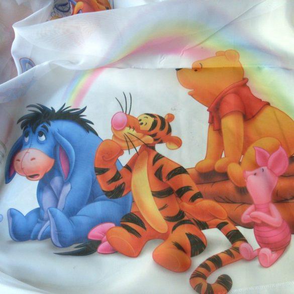 MICIMACKÓ, Disney mintás voile függöny anyag