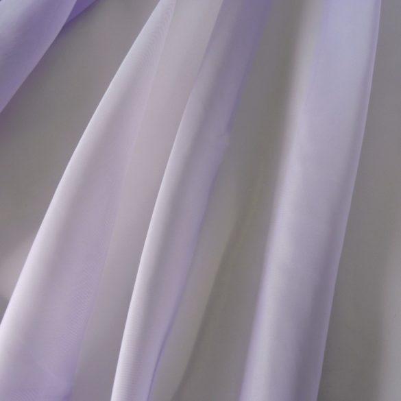 Levendulalila voile, fényáteresztő függöny anyag