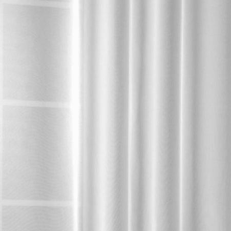 Fehér voile függöny
