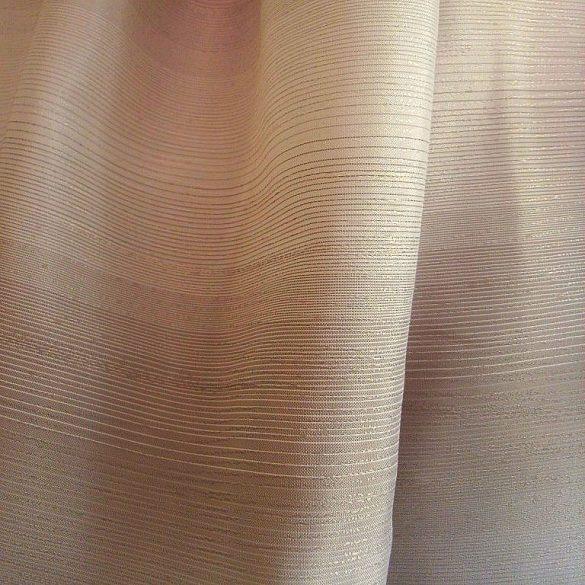 Bardolino, bézs dekorfüggöny
