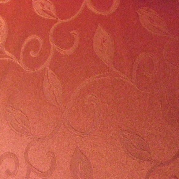 NIS, sötétítő, dekorfüggöny anyag, terrakotta - 280 cm széles