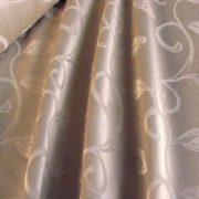 NIS, sötétítő, dekorfüggöny anyag, cappuccino - 280 cm széles