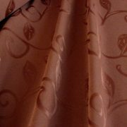 NIS, sötétítő, dekorfüggöny anyag, világosbarna - 280 cm széles