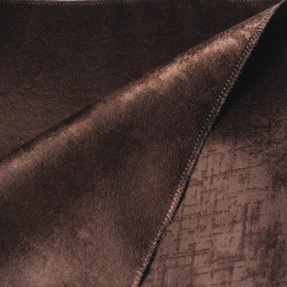 FORNOVO, sötétítő, dekor függöny anyag, 304 barna
