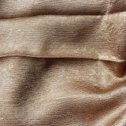 TULSA, sötétítő, dekor függöny anyag, capuccino