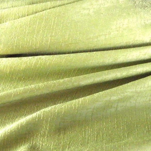 Sötétítő, dekor függöny anyag, FORNOVO, 701 világoszöld