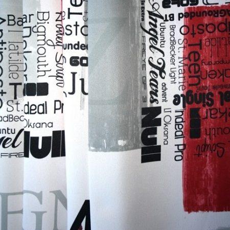 Dimout Ontario, modern mintás, sötétítő függöny