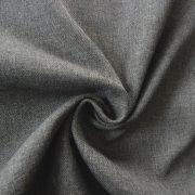 Szövet mintázatú dim out sötétítő függönyanyag, Rotterdam, szürke