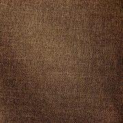 Szövet mintázatú dim out sötétítő függönyanyag, Rotterdam, barna