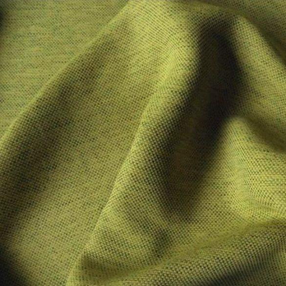 RAVENSBURG, szövet mintázatú dim out sötétítő függöny anyag, kivi
