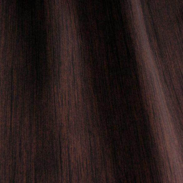 BASTIA, erezett, cirmos mintás, egyszínű, dimout sötétítő függöny, barna