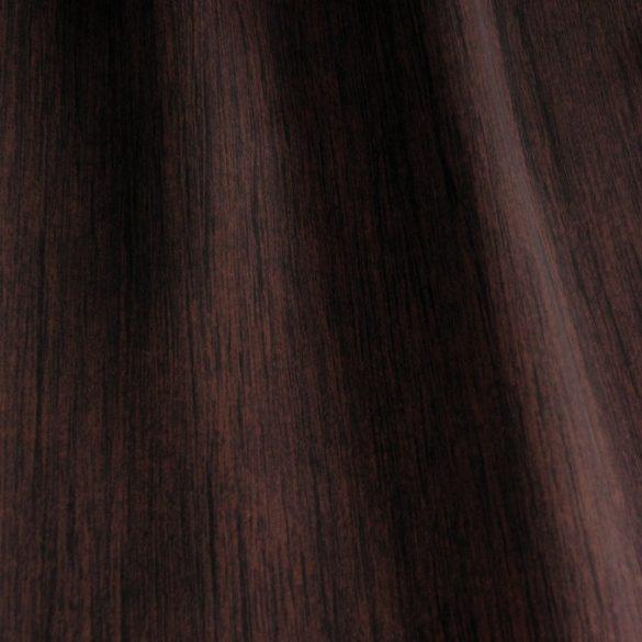 Dimout Bastia, erezett, cirmos mintás, egyszínű, sötétítő függöny, barna