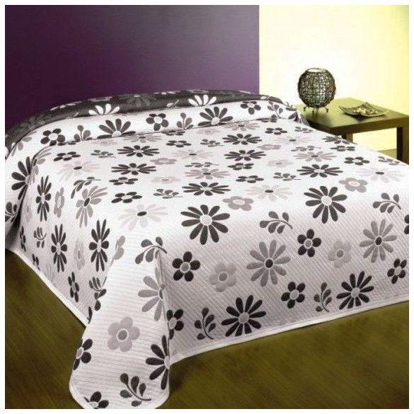 Delia szürke ágytakaró