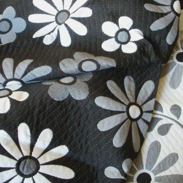 Delia szürke ágytakaró 1