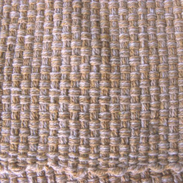 NATURAL, pamut szövött szőnyeg, kádkilépő, ágyelő, falvédő bézs