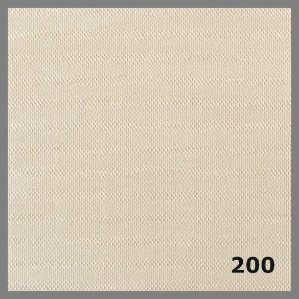 FIUME, 140 cm széles, 200 bézs, UV álló, impregnált kültéri vászon, egyszínű - maradék darabok