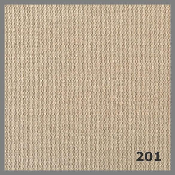 FIUME, 140 cm széles, 201 drapp, UV álló, impregnált kültéri vászon, egyszínű - maradék darab