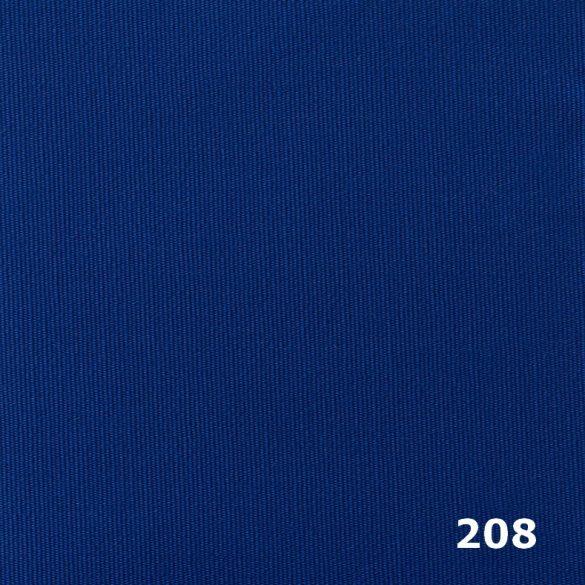 FIUME, 140 cm széles, 208 királykék, UV álló, impregnált kültéri vászon, egyszínű