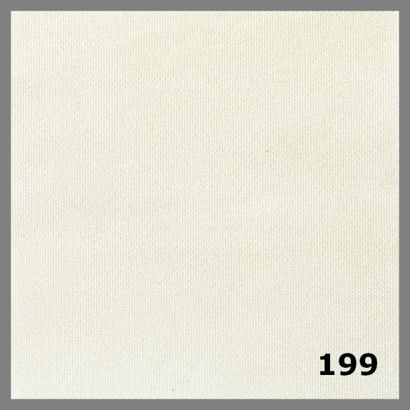 FIUME, 200 cm széles, 199 ekrü, krémfehér,  UV álló, impregnált kültéri vászon