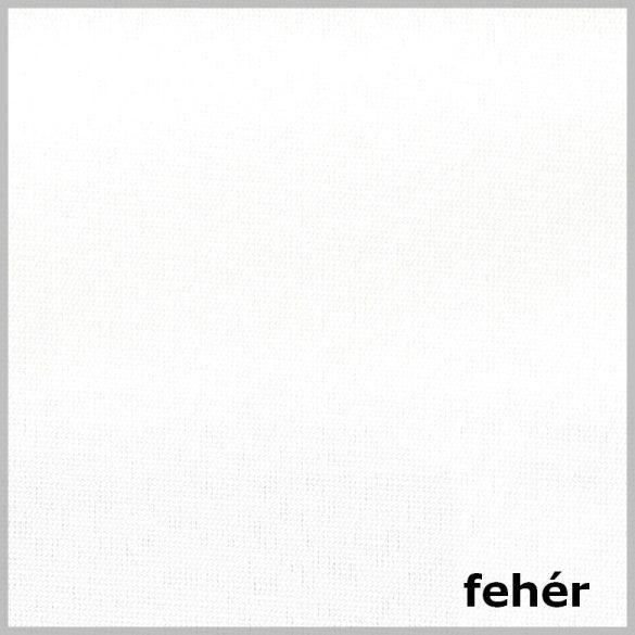 CATANIA, készleten lévő, UV álló, teflonos kültéri vászon, egyszínű - fehér