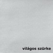 CATANIA, készleten lévő, UV álló, teflonos kültéri vászon, egyszínű - világos szürke