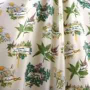 GITÁR, patchwork mintás pamut vászon