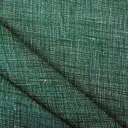 Raszteres egyszínű pamutvászon - zöld